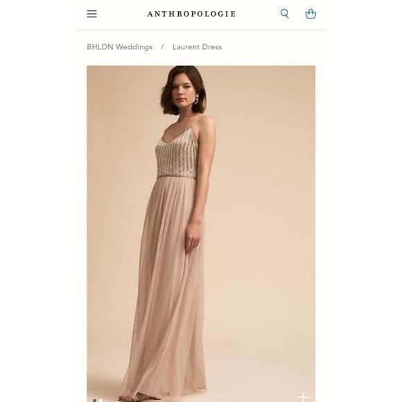 fa8acf3ce8e0e BHLDN Dresses | Anthropologie Laurent Dress Weddings | Poshmark
